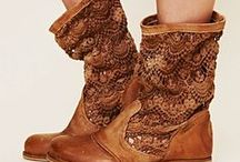 These Boots Are Made 4 Walking