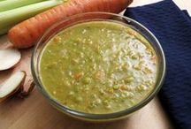 Meatless Menu: Soup's on! / Soups and stews to warm up your Meatless Mondays.  / by Meatless Monday