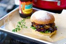 Monday Burgers / There's no question America loves burgers– we munch 48 billion of them every year. But is there a way to enjoy them and have our health too? You can reduce your saturated fat intake and environmental impact by enjoying a healthful meatless Monday Burger each week! / by Meatless Monday