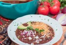 Meatless Menu: Chili / If you think chili needs meat, you don't know beans!