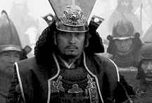 Ken Watanabe...Fave Japanese Actor / Real depth...love him. / by Jean Mayo