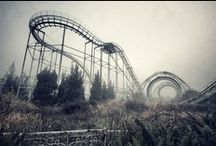 Broken Down Carnival / Abandoned and defunct theme parks / by Laura Perenic
