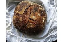 Baking Bread / Baking bread is not only delicious but fascinating - like a tasty science experiment!