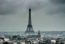 Paris / Try to go whenever we can fit it in .... we like to think of it as our second home.