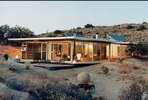 Pioneertown, California / Always looking for new and exciting towns to explore.  This one looks pretty rad.