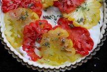 Savory |  Vegetarian Main Entrees / Savory |  Vegetarian Main Entrees.  Meatless is as beautiful as meat-full.
