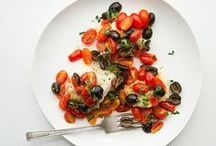 Savory  |  Fish.  Seafood.  Shellfish. / Trying to add more fish into our diets and these recipes are pure inspiration.