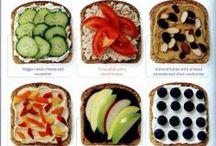 Sandwiches / by Dani Workman