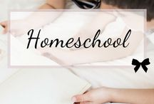 Homeschool / Great homeschool ideas, from free curriculum to craft and DIY projects.