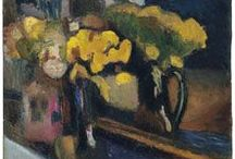 Flowers in Art at the Thyssen / Un Paseo entre las flores de la colección del Museo Thyssen  / by Museo Thyssen-Bornemisza