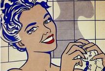 Mitos del Pop / #Mitosdelpop por @alarcopaloma Descubre como se prepara la exposición Mitos del pop de la mano de su comisaria, Paloma Alarcó  byMuseo Thyssen@museothyssen / by Museo Thyssen-Bornemisza