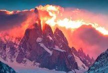 Patagonia Views / Amazing landscapes shots of Patagonia.
