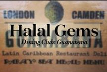 Halal Gems Dining Club: Guanabana / Halal Gems dining club event at Latin Caribbean restaurant Guanabana in London
