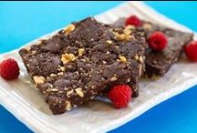 Vegan Chocolate Recipes / This board features vegan chocolate recipes using healthy, real food ingredients. Recipes are dairy-free and gluten-free.
