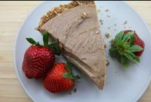 Vegan, Date-Sweetened Desserts / This board features vegan, date-sweetened dessert recipes using healthy, plant-based ingredients. Recipes are dairy-free and gluten-free, with no refined sugars.