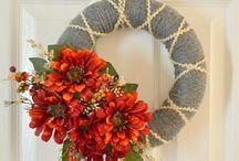 Wreaths / by Kendra McCoy