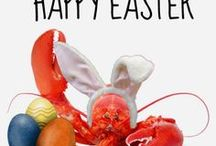 Easter Recipes / Skip the ham this year, serve Maine lobster! We have your menu set. #getmainelobster