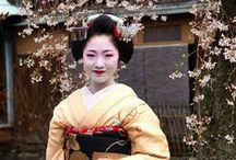Geisha Girls / A different beauty. / by Jean Mayo