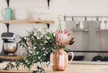 Kitchen / Kitchen Decor and Inspiration / by Cassie Poe