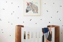 Kid's Bedroom / Kid's Room Decor and Inspiration / by Cassie Poe