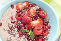 Vegan Breakfast Recipes / This board features vegan breakfast recipes using healthy, real food ingredients. Recipes are dairy- and gluten-free.