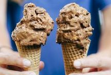 Vegan Ice Cream / This board features dairy-free ice cream recipes with whole food ingredients. Recipes are vegan- and paleo-friendly, with no dairy! Nice cream, vegan, clean eating recipes.
