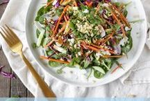 Vegan Main Dishes / This board features delicious and hearty vegan main dish recipes using healthy, real food ingredients. Recipes are dairy- and gluten-free.