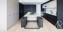 ARCHITECTURAL DIGEST + ALEXIS BEDNYAK Designs / Contemporary Modern Chicago Penthouse Renovation