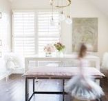STYLE ME PRETTY LIVING + SEAN ANDERSON / Sophisticated Nursery Decor the whole family can Enjoy!!