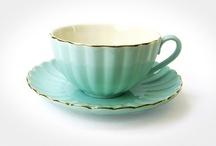 I love tea / by Ali Velez