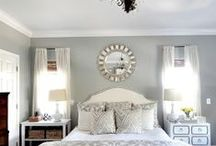 Master Bedroom / by Ashley Meyer - Design Build Love
