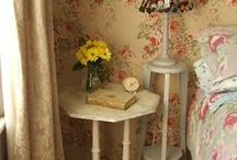 My Style / Vintage, country style, shabbychic, retro, kitsch, funky, anything colourful and cheerful, pretty, floral, bright, vibrant, Charleston Farmhouse, Bloomsbury.....