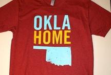 Oklahoma  / by Hugh Crethar