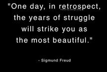 Quotes / by Hugh Crethar