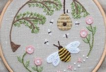 Pretty Stitched Things / by Terri Norwood