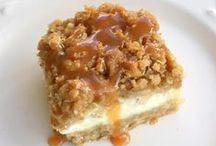 Recipes | Sweet Things / Yummy sweet treats