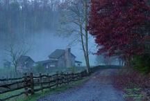 Beautiful Places / by Hugh Crethar