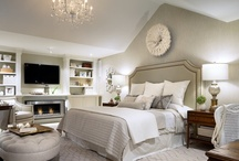 Master Bedroom / by Melissa Spivey