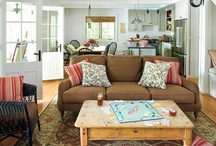 Living Rooms / by Melissa Spivey