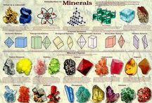 """Gemstones / My father """"Chip"""" loved gemstones. We used to polish stones in a tumbler / by Karen Cole"""