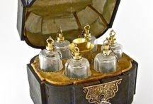 Perfume Bottles / Elegant & cute / by Karen Cole