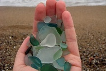 Sea Glass / The beauty of this glass amazes me / by Karen Cole