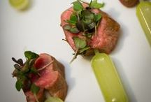 Canapes/Starters / by Lisa Stevenson