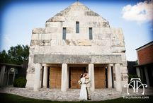 The Cistercian Abbey | Irving, TX / The Cistercian Abby Wedding at a private Boys School in Dallas, Texas.  Ceremony ideas and inspiration.