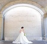 BRIDALS / Bridal portraits - solo photos of the bride before iron her wedding day.  Gorgeous gowns, fabulous bouquets and super beautiful locations from ranches to classic ballrooms.  Every girl deserves a day all to themselves.  Inspiration and ideas.