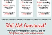 Infographics / The best infographics for small biz
