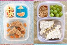 Tristan Snacks/Lunch / by Krista Cook