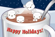 Holiday Favorites! / Feel free to pin your favorite pins for any holiday  ...Christmas, Thanksgiving, Easter...etc.  Pin your favorite recipes, photos, ideas, decorations.  Also, you're welcome to add your friends to the list.  Happy Pinning!