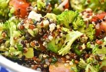 Quinoa Inspiration / #Quinoa #Healthy #Salad