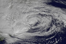 Superstorm Sandy / Sandy was a Hurricane 1 then Post Tropical Super storm that slammed into New Jersey and New York on Oct. 29, 2012.   / by Robin Wrigley